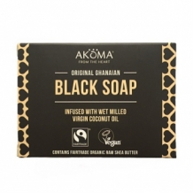 Black Soap ~ Original 145gr